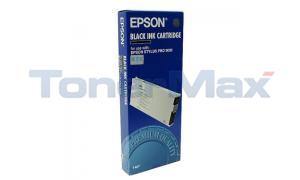 EPSON STYLUS PRO 9000 INKJET CART BLACK 200ML (T407011)