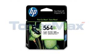 HP NO 564XL INK CARTRIDGE PHOTO BLACK (CR277WN)