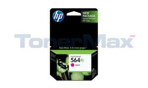 HP NO 564XL INK CARTRIDGE MAGENTA (CN686WN)