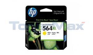 HP NO 564XL INK CARTRIDGE YELLOW (CN687WN)