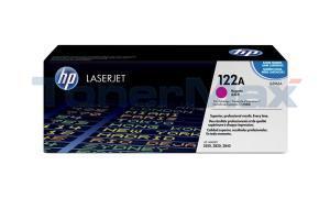 HP COLOR LASERJET 2550 TONER CTG MAGENTA 4K (Q3963A)