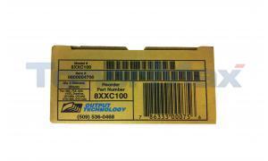 OUTPUT TECH 700 800 DURALINE RIBBON BLACK NYLON (8XXC100)