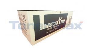 KYOCERA MITA TASKALFA 300CI 250CI TONER BLACK (TK-867K)