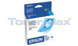 EPSON STYLUS PHOTO 2100 INK CYAN (T034220)