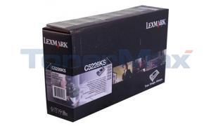 LEXMARK C522N RP TONER CART BLACK TAA (C5226KS)