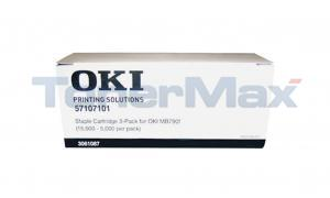 OKI MB780 MFP STAPLE CARTRIDGES (57107101)