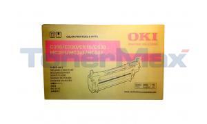 OKI C330DN FUSER UNIT 120V (44472601)