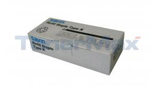 SAVIN TYPE K STAPLE REFILL (9859)