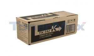 KYOCERA MITA FS-5100DN TONER KIT BLACK (TK-542K)