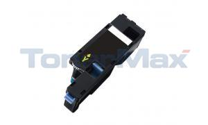 Compatible for DELL C1660W TONER CARTRIDGE YELLOW (332-0402)