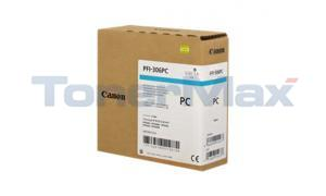 CANON PFI-306PC INK TANK PHOTO CYAN PIGMENT 330ML (6661B001)