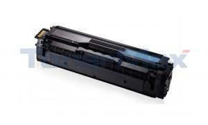 Compatible for SAMSUNG © CLP-415NW TONER CTG CYAN (CLT-C504S/XAA)