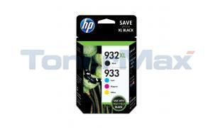 HP NO 932XL 933 INK CART BLACK/COLOR COMBO PACK (C2P00FN)