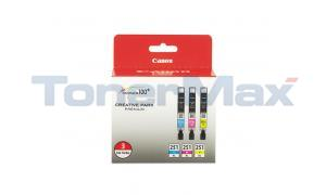 CANON CLI-251XL INK TANK COLOR COMBO PACK (6449B009[AA])