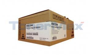 RICOH AFICIO SP 3500XA PRINT CTG BLACK HY (406989)