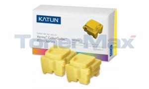 XEROX COLORQUBE 8570 INK YELLOW KATUN (39399)