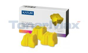 XEROX PHASER 8560 SOLID INK YELLOW KATUN (37993)