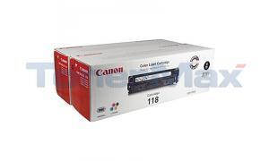CANON 118 TONER BLACK VALUE PACK (2662B004)
