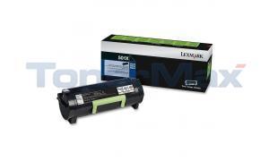 LEXMARK 501X TONER CARTRIDGE RP 10K (50F1X00)