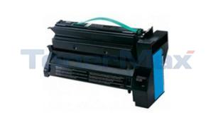 Compatible for LEXMARK C772 PRINT CART CYAN 15K (C7722CX)