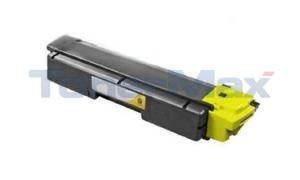 Compatible for KYOCERA MITA FS-C2026MFP TONER KIT YELLOW (TK-592Y)