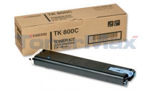 KYOCERA MITA FS-C8008N TONER CYAN (TK-800C)