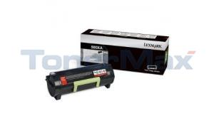 LEXMARK MS410 TONER CARTRIDGE 10K (50F0XA0)