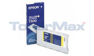 EPSON STYLUS PRO 10000 INK CTG YELLOW 500ML (T500011)