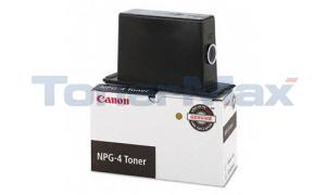 CANON NPG-4 COPIER TONER BLACK (1375A004)