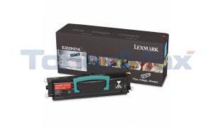LEXMARK E350D TONER CARTRIDGE BLACK 9K (E352H21A)