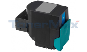 Compatible for LEXMARK C544 X544 TONER CARTRIDGE CYAN RP 4K (C544X1CG)