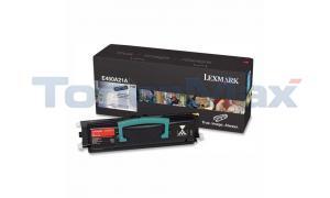 LEXMARK E450 TONER CART BLACK 6K (E450A21A)