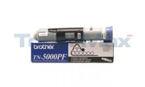 BROTHER INTELLIFAX 2600 TONER BLACK (TN-5000PF)
