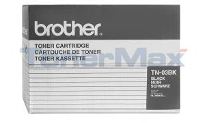BROTHER HL2600CN TONER BLACK (TN-03BK)