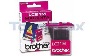 BROTHER 3100 5200 INK MAGENTA (LC21M)
