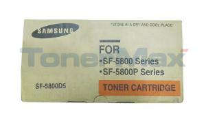 SAMSUNG © SF-5800 TONER BLACK (SF-5800D5)