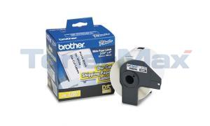 BROTHER P-TOUCH SHIPPING LABELS 2-/37IN X 4IN (DK1202)
