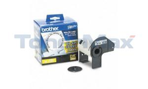 BROTHER P-TOUCH CD/DVD FILM LABELS 2-1/3IN (DK1207)