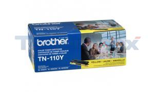 BROTHER HL-4040CN MFC-9440CN TONER YELLOW 1.5K (TN-110Y)