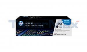 HP COLOR LASERJET CP1215 TONER BLACK (CB540AD)