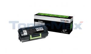 LEXMARK MS810N TONER CARTRIDGE BLACK RP (52D0H0G)