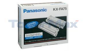 PANASONIC KX-FLM600 TONER BLACK (KX-FA75)