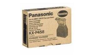 PANASONIC KX-P6500 6600 LASER TONER BLACK (KX-P458)