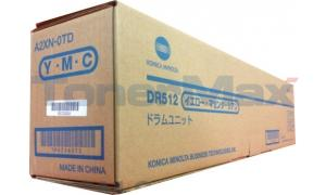 KONICA MINOLTA BIZHUB C224 DRUM UNIT COLOR (DR-512)