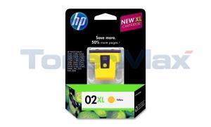 HP NO 02 XL INK YELLOW (C8732WN)