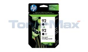 HP NO 92 INK BLACK (C9512FN)