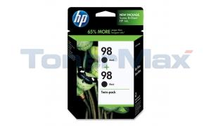 HP NO 98 INK BLACK (C9514FN)