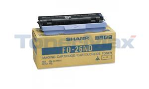 SHARP FO-2600 2700 TONER/DEVELOPER (FO-26ND)