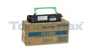 SHARP FO-4400/DC500 COPIER TONER CART BLACK (FO-50ND)