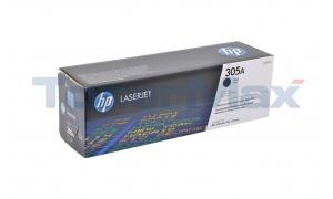 HP 305A PRINT CARTRIDGE BLACK (CE410A)